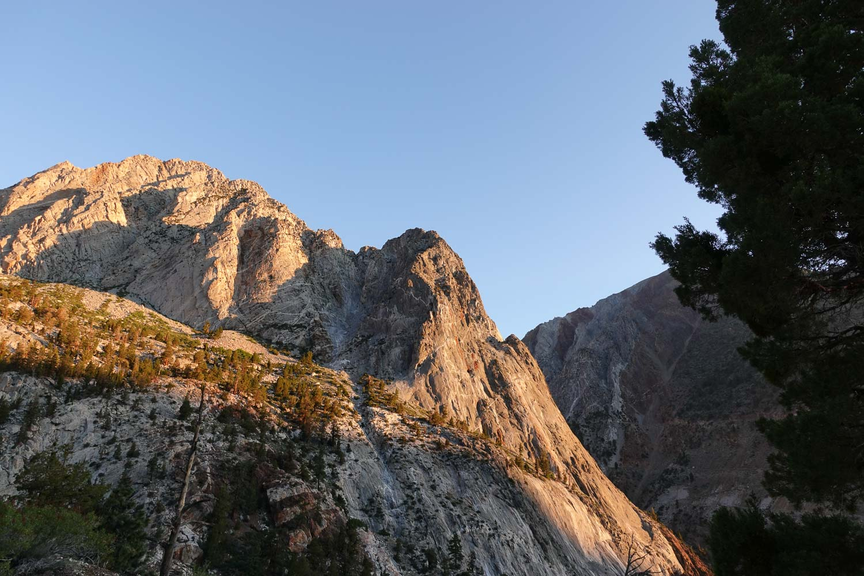 Mount Julius Caesar trail