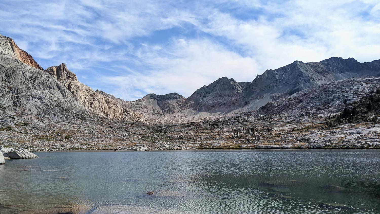 Nine Lakes Basin