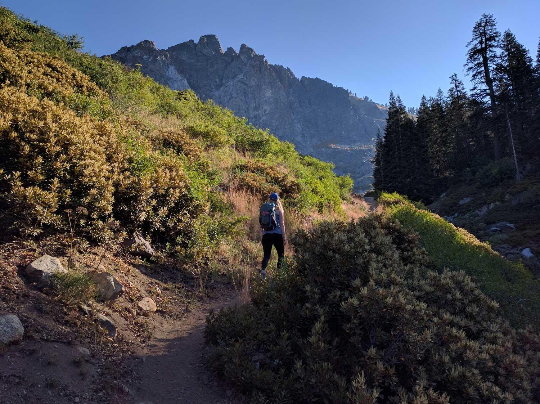 Sawtooth Peak Trail