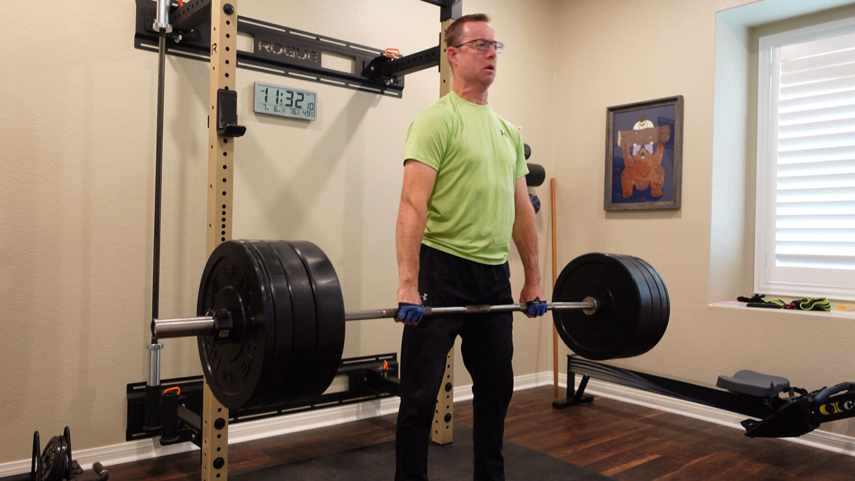 crossfit home gym